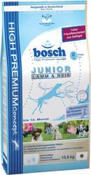 Сухой корм для собак Корм для собак Bosch Junior Lamb & Rice 15 кг