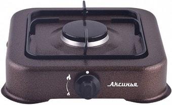 Настольная плита Аксинья КС-105 (коричневый)