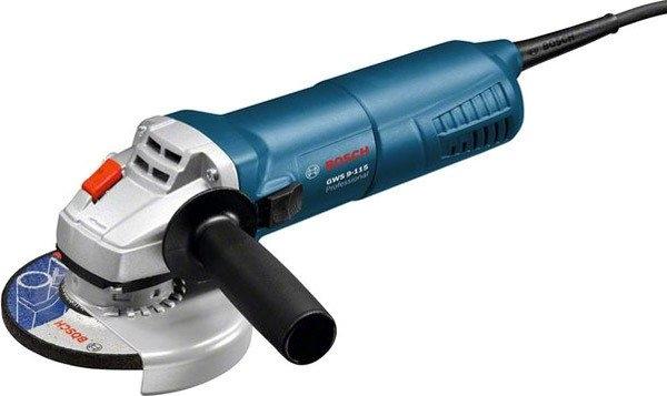 Угловая шлифмашина Bosch GWS 9-115 Professional (0601790000)