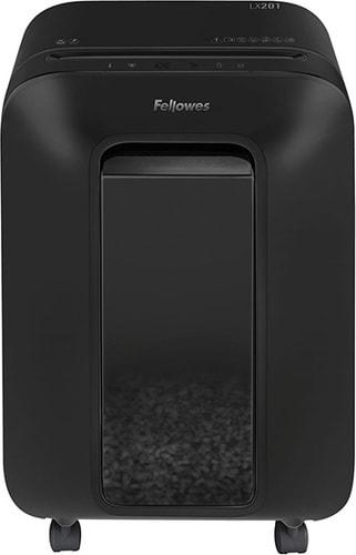 Шредер Fellowes Powershred LX201 (черный)