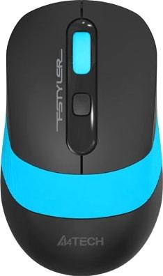 Мышь A4Tech FG10 (черный/синий)