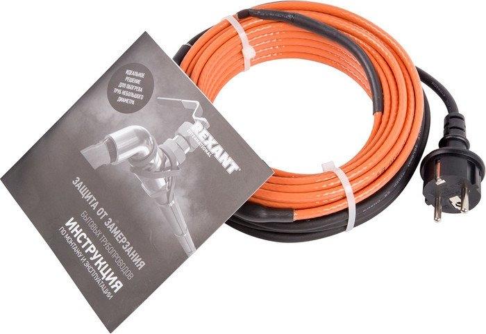 Саморегулирующийся кабель Rexant 10HTM2-CT 4 м 40 Вт