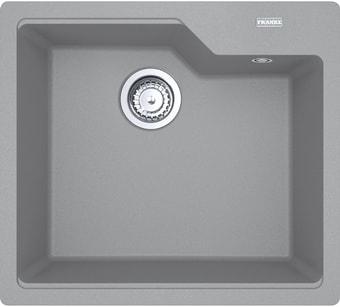 Кухонная мойка Franke Urban UBG 610-56 (серый)