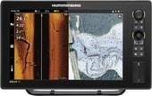 Эхолот-картплоттер Humminbird Solix 12 Chirp Mega SI+ GPS G2