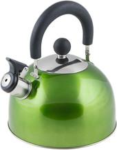 Чайник со свистком Perfecto Linea Holiday (зеленый) 52-021513