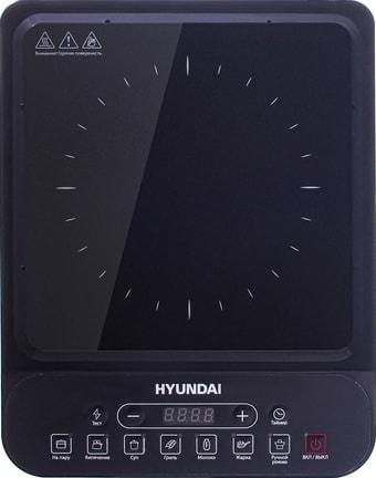 Настольная плита Hyundai HYC-0101