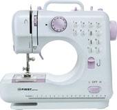 Электромеханическая швейная машина First FA-5700-2 (фиолетовый)