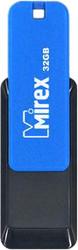 USB Flash Mirex Color Blade City 32GB (синий) [13600-FMUCIB32]