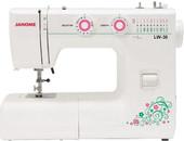Электромеханическая швейная машина Janome LW-30