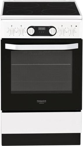 Кухонная плита Hotpoint-Ariston HS5V5CMW/RU