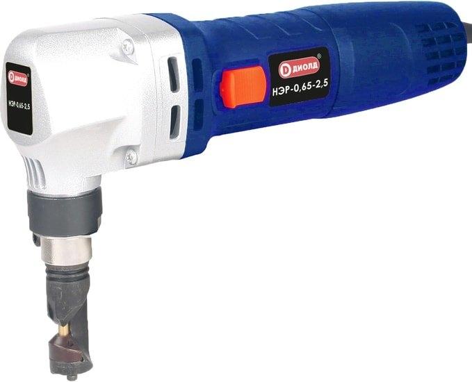 Высечные электрические ножницы ДИОЛД НЭР-0.65-2.5