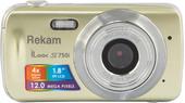 Фотоаппарат Rekam iLook S750i (золотистый)