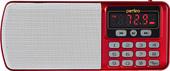 Радиоприемник Perfeo Егерь i120-RED