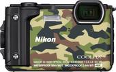 Фотоаппарат Nikon Coolpix W300 (камуфляжный)