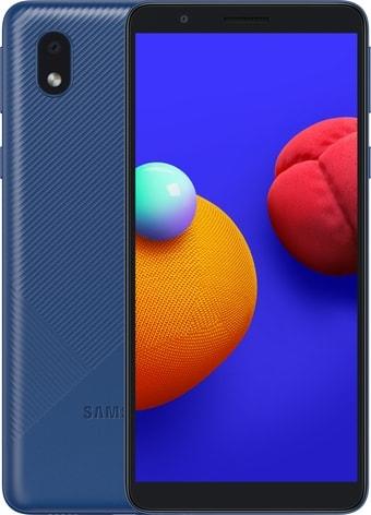 Смартфон Samsung Galaxy A01 Core SM-A013F/DS (синий)