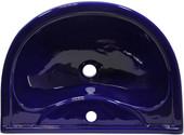 Умывальник Оскольская керамика Престиж 63.5×46.5 (синий)