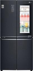 Четырёхдверный холодильник LG GC-Q22FTBKL