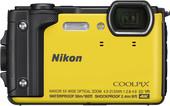 Фотоаппарат Nikon Coolpix W300 (желтый)