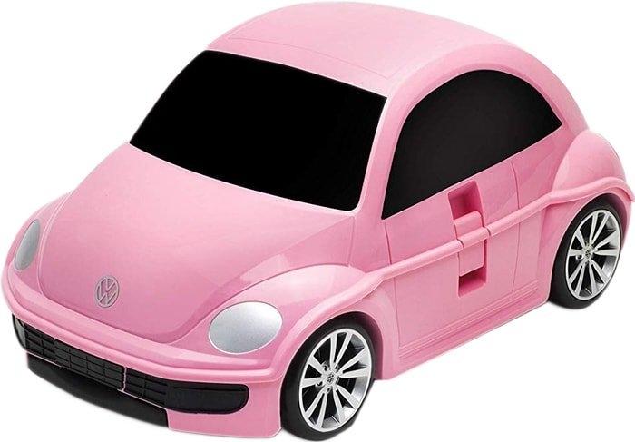 Чемодан Ridaz Volkswagen Beetle (розовый)