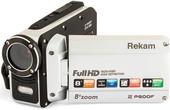 Видеокамера Rekam DVC-380 (серебристый)