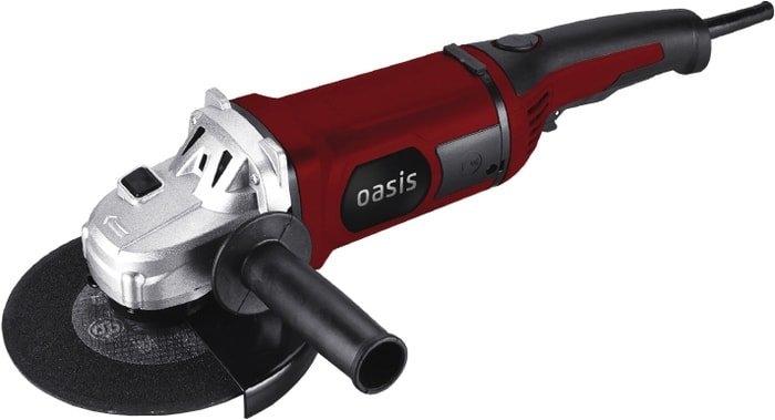 Угловая шлифмашина Oasis AG-210/230