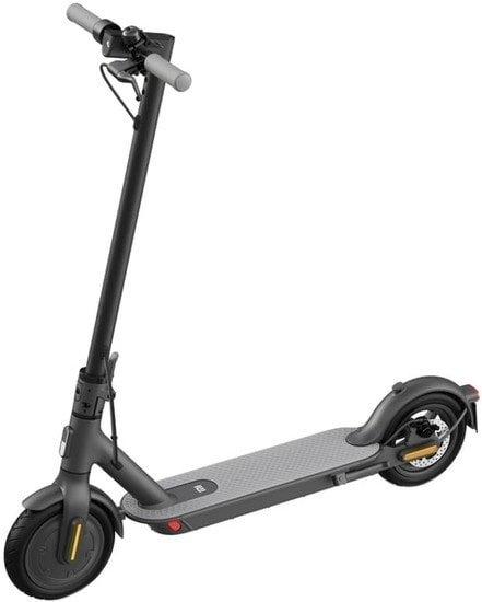 Электросамокат Xiaomi Mi Electric Scooter Essential (международная версия, черный)