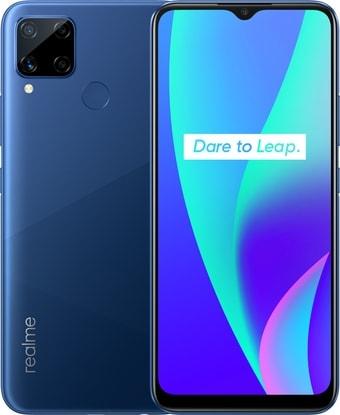 Смартфон Realme C15 RMX2180 4GB/64GB (морской синий)