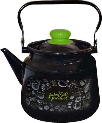Чайник без свистка Appetite Berry 1с26с