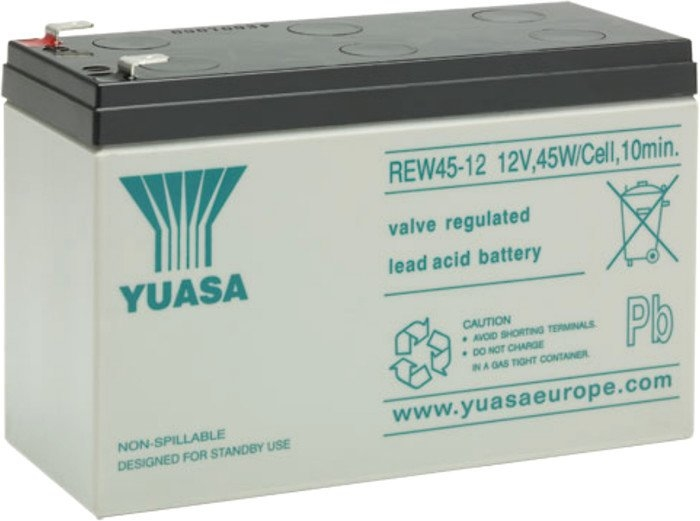 Аккумулятор для ИБП Yuasa REW45-12 (12В/9 А·ч)
