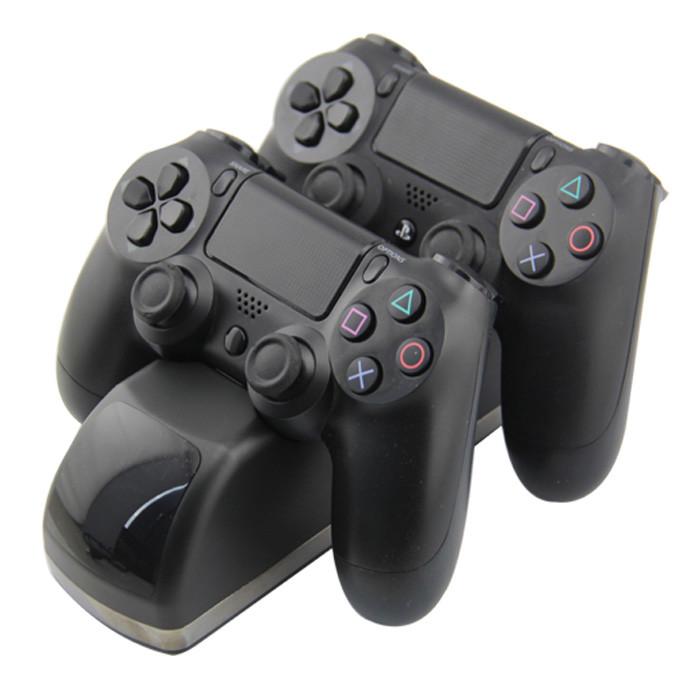 Зарядное устройство Dobe для контроллеров Dual Charging Doc PS4