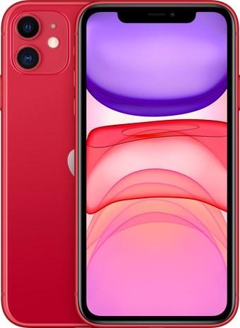Смартфон Apple iPhone 11 64GB (PRODUCT)RED™