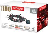 Гирлянда Vegas Нить 55065 100 LED (красный)