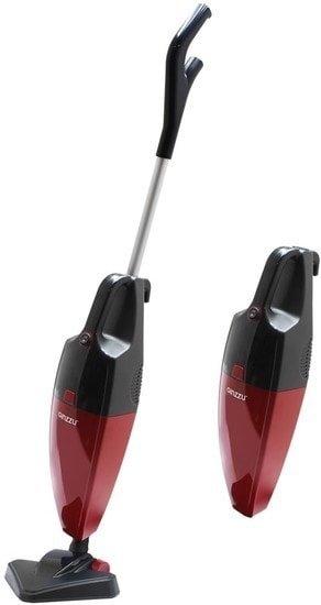Пылесос Ginzzu VS121 (красный)