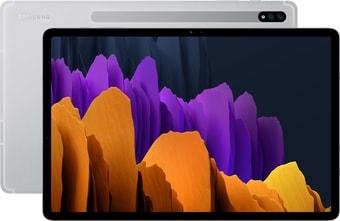 Планшет Samsung Galaxy Tab S7+ LTE (серебро)