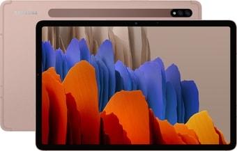 Планшет Samsung Galaxy Tab S7 LTE (бронза)