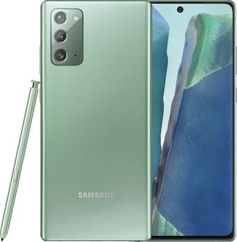 Смартфон Samsung Galaxy Note20 8GB/256GB (мята)