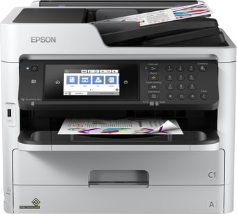 МФУ Epson WorkForce Pro WF-C5790DWF