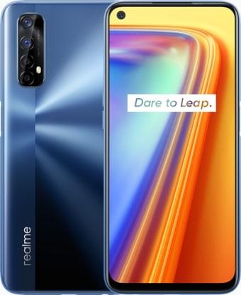 Смартфон Realme 7 8GB/128GB международная версия (зеркальный синий)