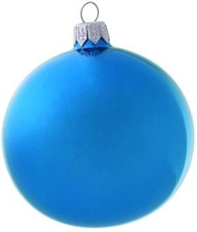 Елочная игрушка Орбитал (темно-голубой) 200-024-10