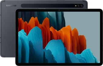 Планшет Samsung Galaxy Tab S7 LTE (черный)