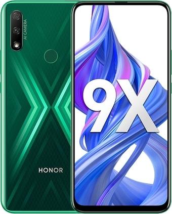Смартфон HONOR 9X STK-LX1 RU 4GB/128GB (изумрудно-зеленый)