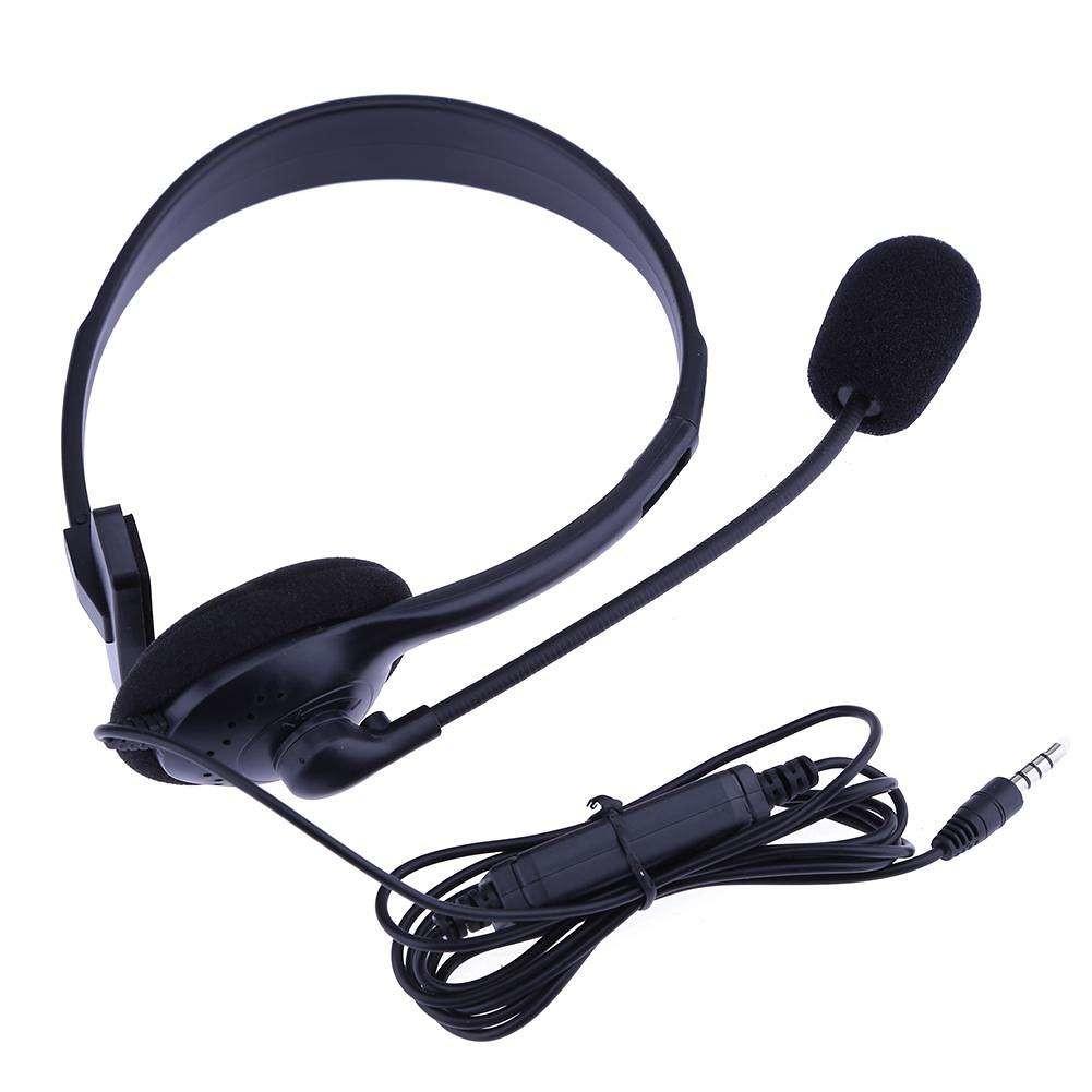 Гарнитура с микрофоном для PS4