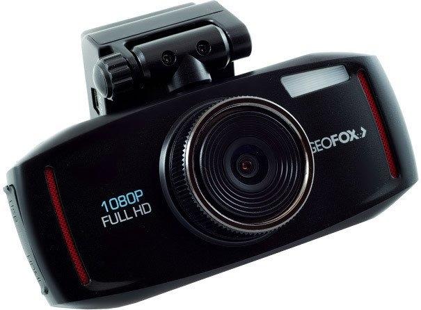 Автомобильный видеорегистратор GEOFOX DVR980CPL