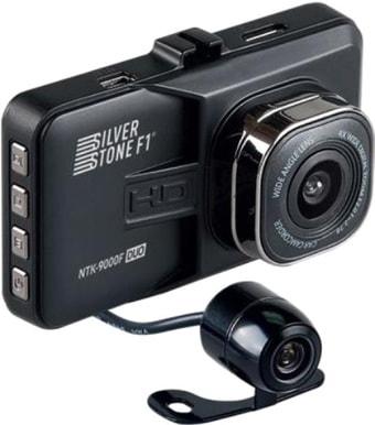 Автомобильный видеорегистратор SilverStone NTK-9000F Duo