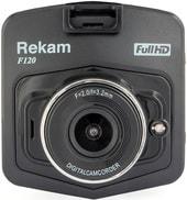 Автомобильный видеорегистратор Rekam F120