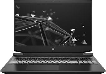 Игровой ноутбук HP Pavilion Gaming 15-ec0077ur 2C7N2EA