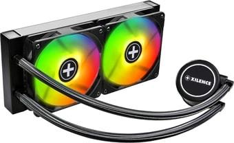 Кулер для процессора Xilence LiQuRizer LQ240 RGB XC976