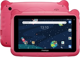Планшет Prestigio SmartKids PMT3197_W_D_PK (розовый)