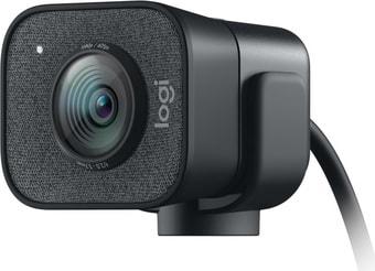 Web камера Logitech StreamCam (серый)