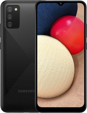 Смартфон Samsung Galaxy A02s SM-A025F/DS (черный)
